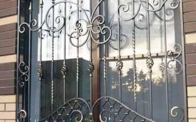 Где лучше купить оконные решетки в Киеве?