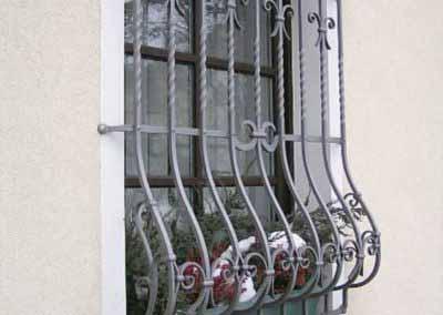 Решетки на окна кованые луковица от 12.04.19
