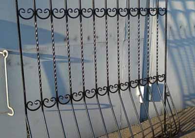 Луковичная решетка на окно от 17.04.19