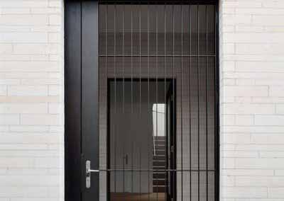 Решетчатые двери на улицу 02.04.19