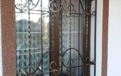 Акция на решетки на окна