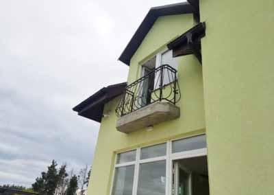 Балкончик для частного дома