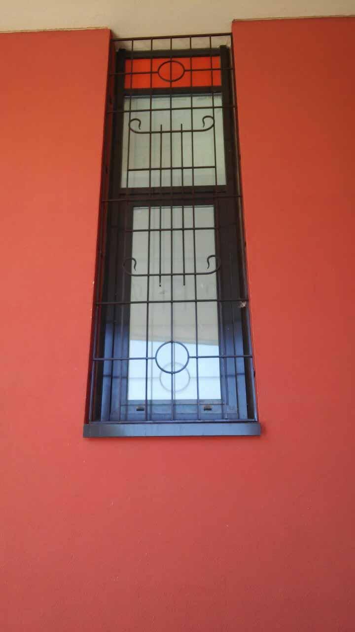 Решетка на узкое окно от 09.06.19