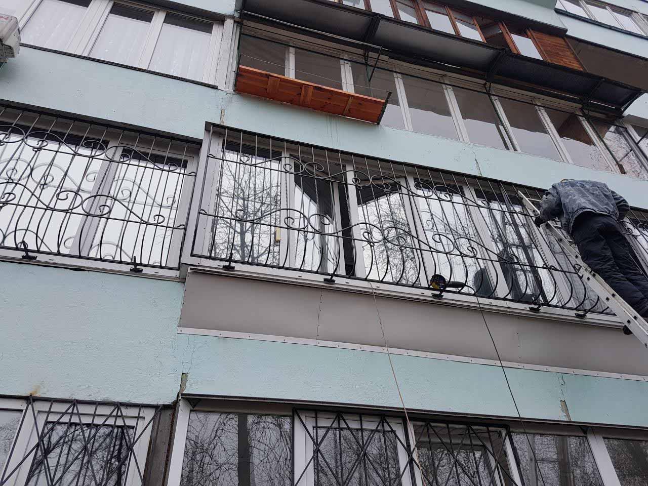 Луковичная решетка на второй этаж от 28.01.20 (артикул 280120)-2