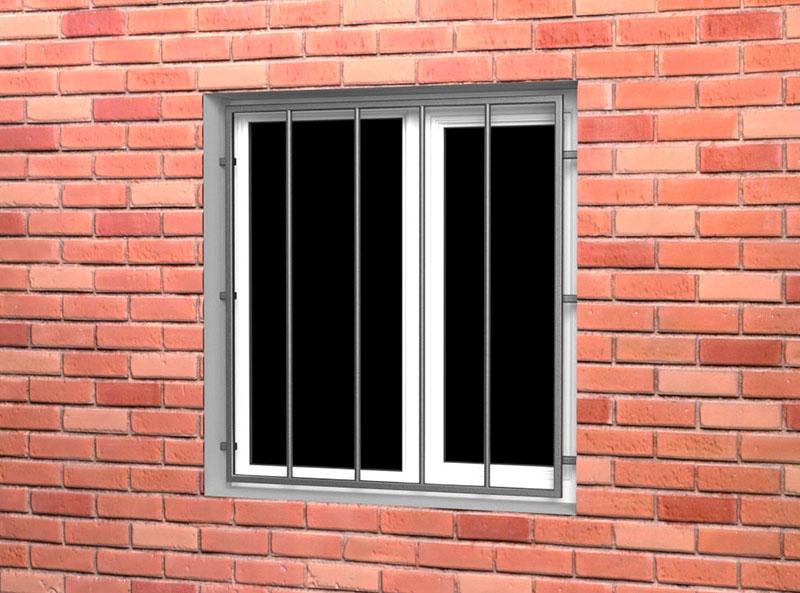 Решетки на маленькое окно