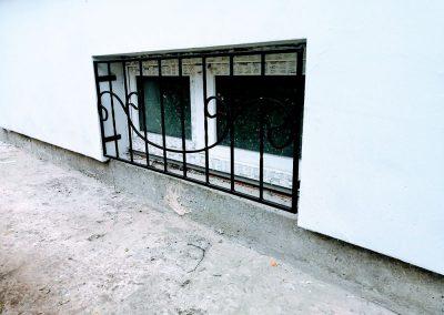 Решетки на окна для цокольного этажа от 02.06.20
