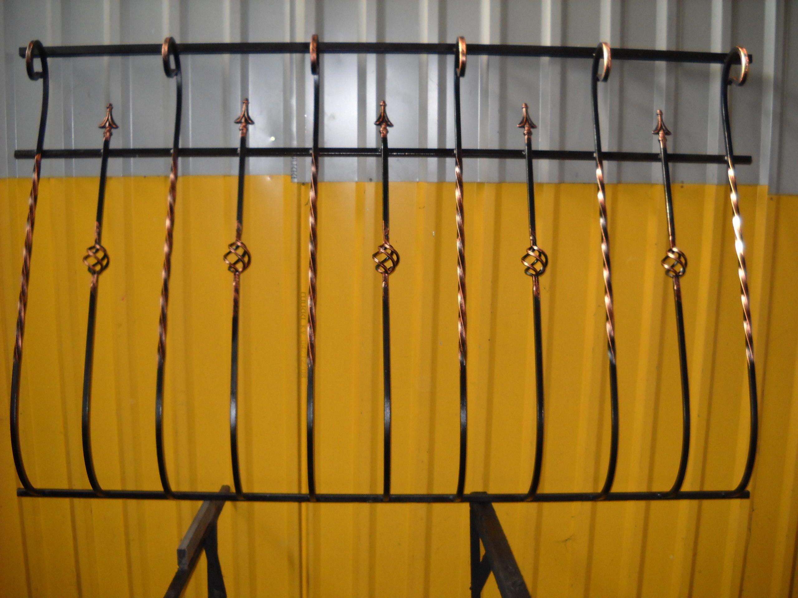 Изготовление металлических ограждений
