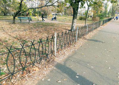 Уличные ограды от 27.07.20 (артикул 270720)