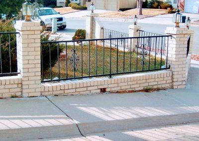 Забор для улицы от 28.07.20 (артикул 280720)