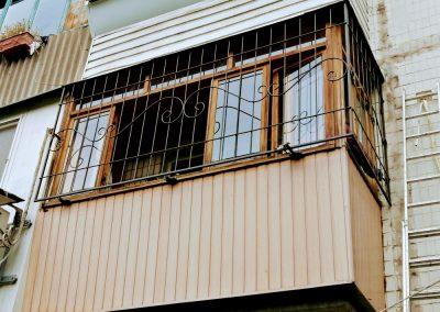 Ограждение для балкона от 02.10.20  (артикул 11020)