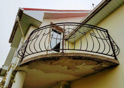 Французский Балкон установка от 11.10.20 (артикул 111020)
