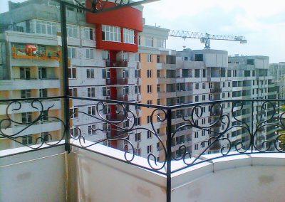 Перила на балкон 2