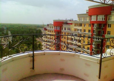 Перила на балкон 5