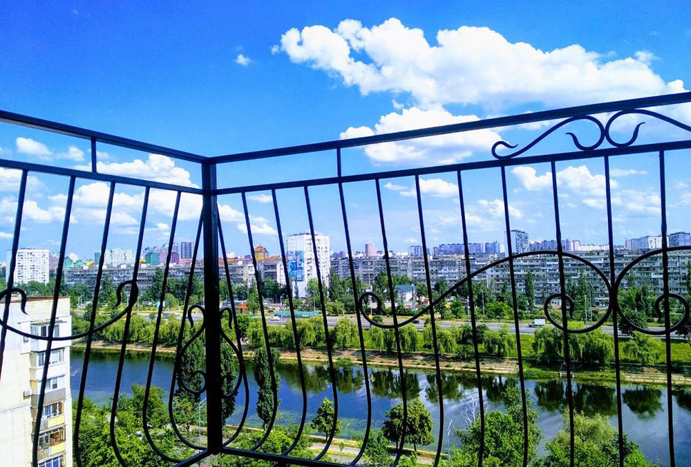 Ограждение на балкон от 16.10.20 (артикул 161020)