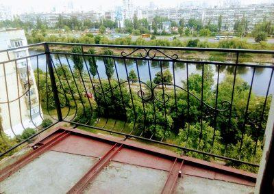 Ограждения на балкон 2