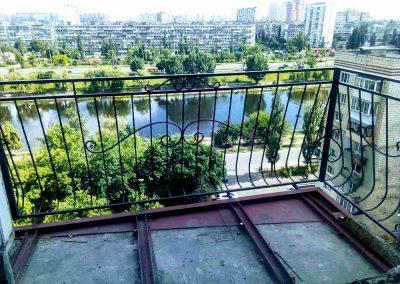 Ограждения на балкон 3