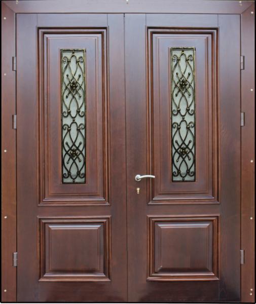 Входные двери с ковкой от 10.11.20 (артикул 101120)