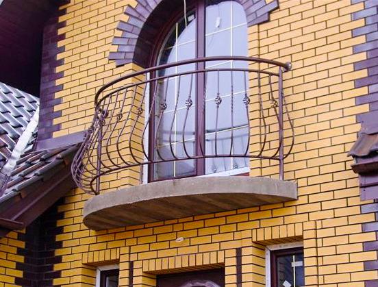 Французский балкон Киев от 17.11.20 (артикул 171120)