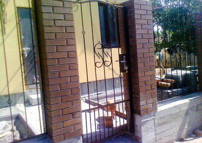 Решетчатый забор с калиткой от 27.11.20