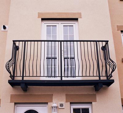 Сварные балконные ограждения от 30.11.20 (артикул 301120)