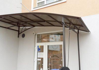 Козырек-навес для кафе от 13.01.21 (артикул 130121)