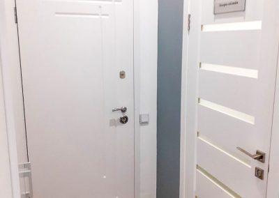 Изготовление входных металлических дверей для сети Lumenis