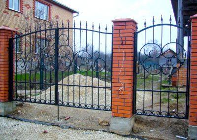 Решетчатые садовые ворота от 15.03.21 (артикул 150321)